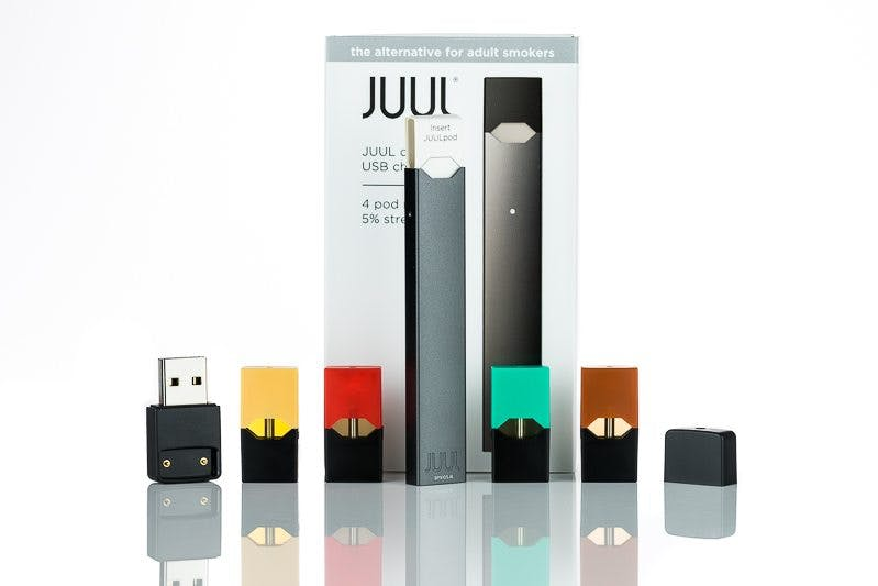 is vaping different from juuling